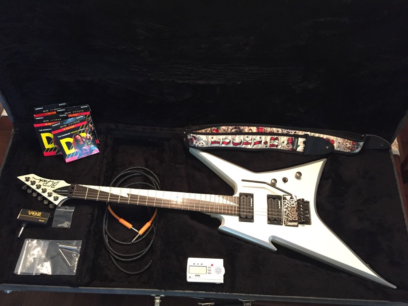 BC rich ironbird limited edition | guitar of china