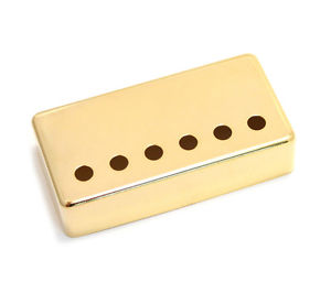 (1) Seymour Duncan Gold TB Series Trembucker Classic Pickup Cover 11800-21-Gc