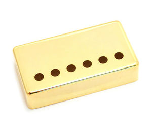 (1) Seymour Duncan Gold SH Series Humbucker Classic Pickup Cover 11800-20-Gc