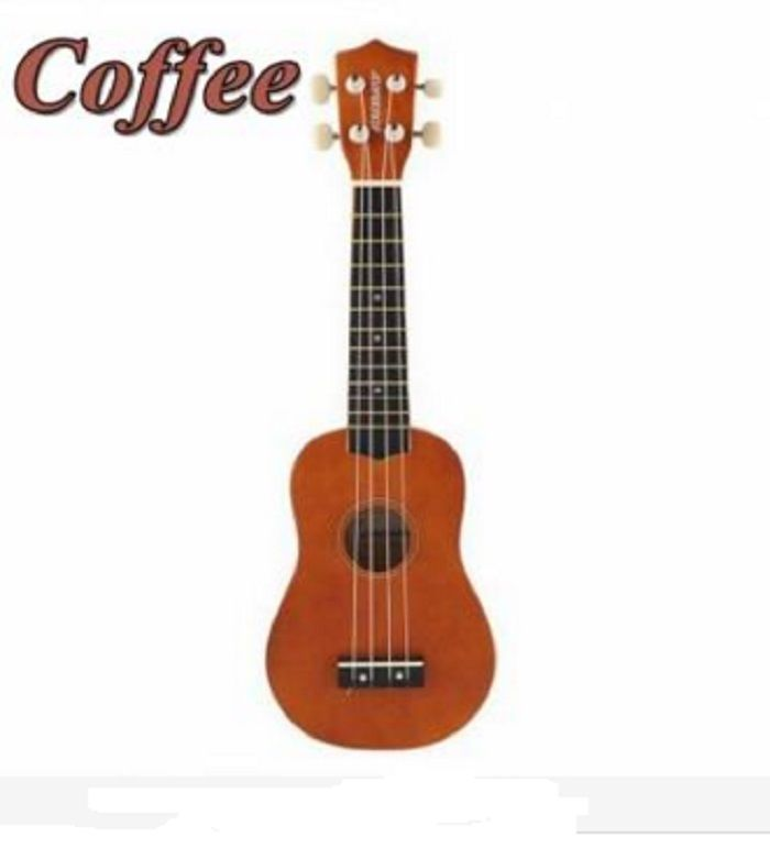 10 COLOUR CHOICES FOR 21 Inch Acoustic Soprano Hawaii Ukulele Musical Instrument