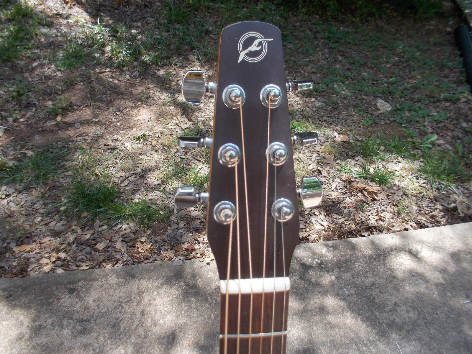 '97 Seagull SM6 acoustic guitar – Solid Spruce top Mahog. back & sides PLAYER!!!