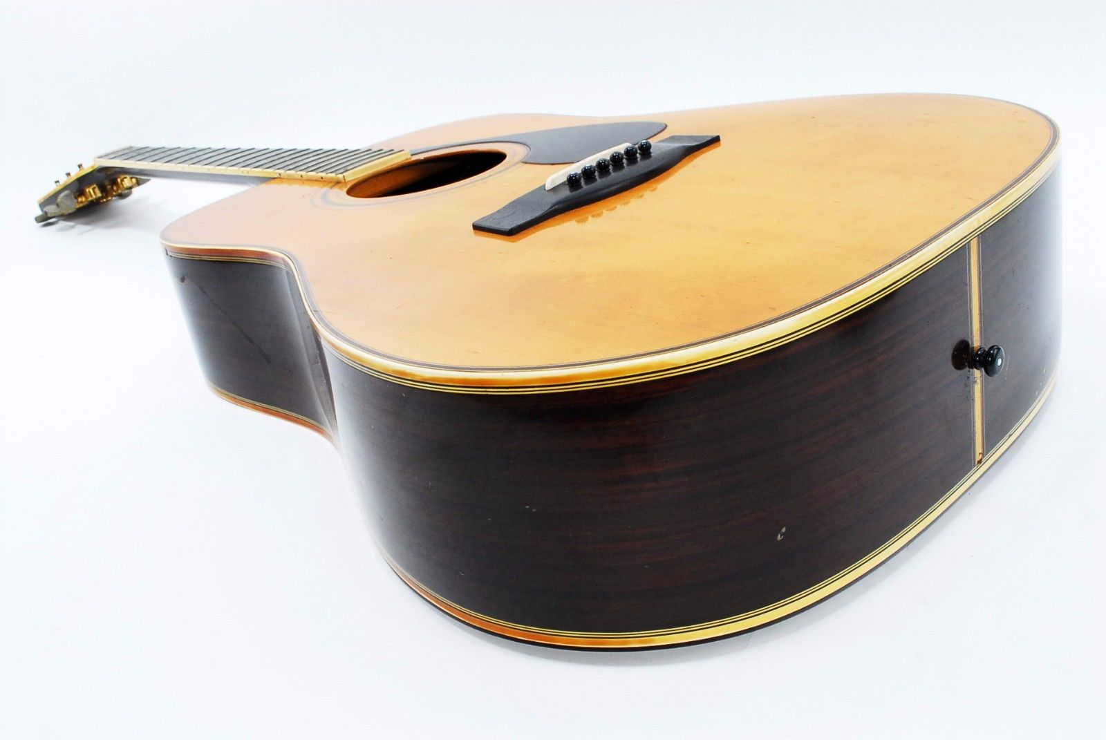 YAMAHA L-6 Acoustic Guitar As Is Ref No 119039
