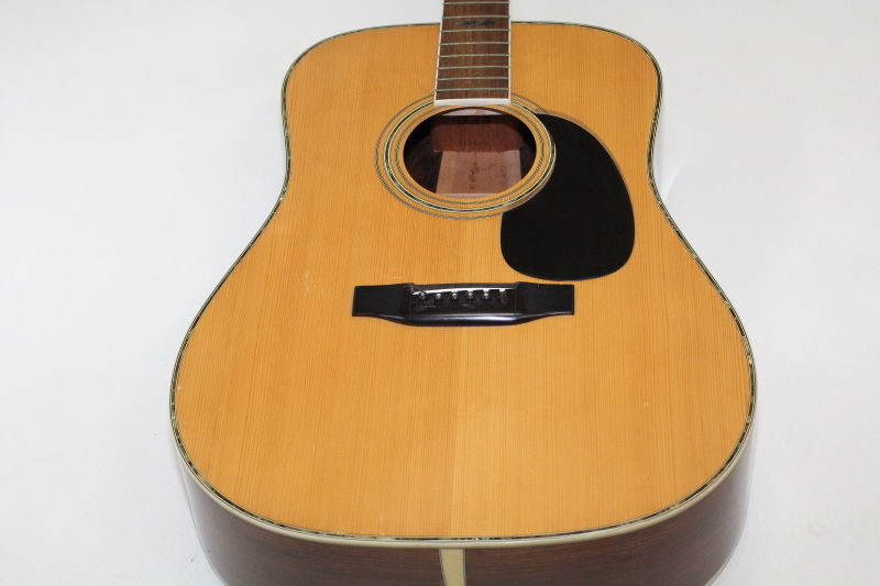 [Wonderful] Vintage MORRIS W-40 Acoustic Guitar Made in Japan#MF42