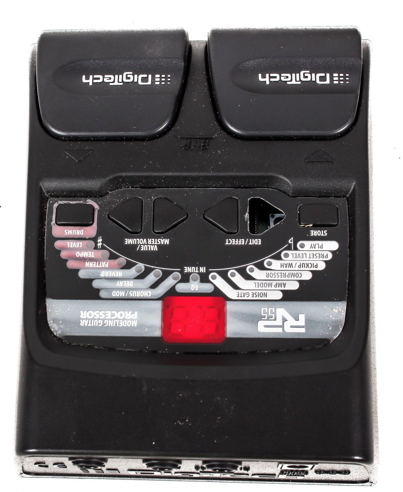 DigiTech RP55 Guitar Multi-Effects Pedal, ISSUE