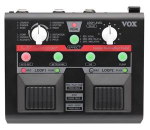 VOX VLL1 Guitar Looper Multi Effect Pedal (japan import)