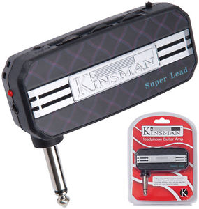 Kinsman KAC701 Super Lead Headphone Guitar Amplifier Vox Style RRP £19.99