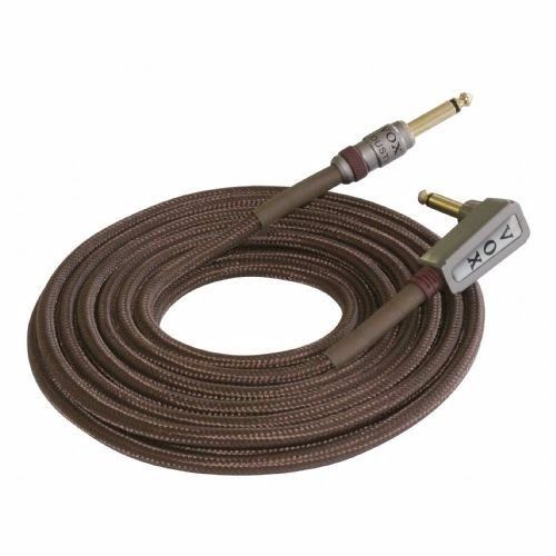 NEW VOX Cable of Professional Acoustic Guitar 4m Shield SL VAC-13BR Japan import