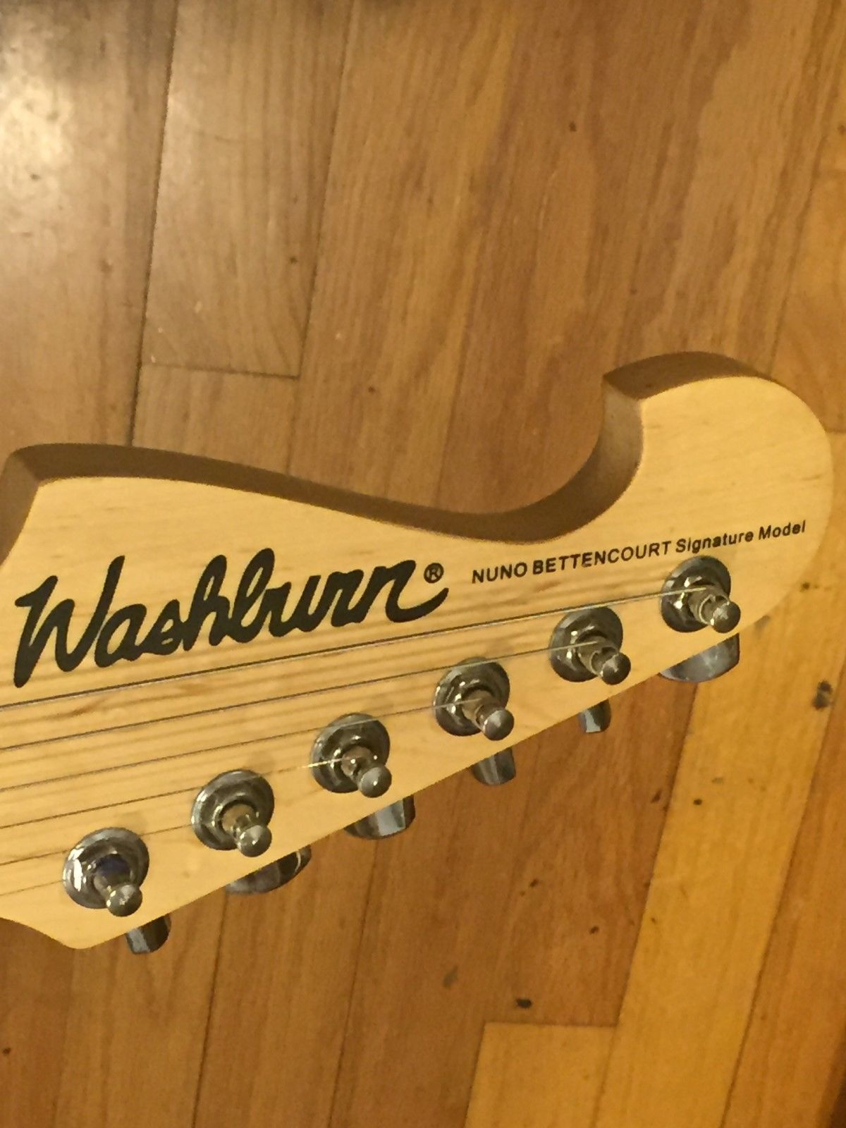 Washburn Electric Guitar Nuno Bettencourt (Signature Model)