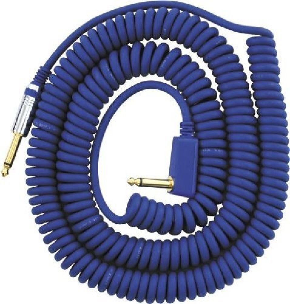 (F/S+Tracking Number) VOX coil cable 9m SL Blue VCC90 Guitar & Bass shield