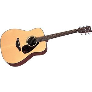 Yamaha FG700S Folk Acoustic Guitar Natural – Authorized Dealer! **BRAND NEW**