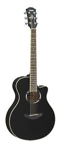 **NEW** Yamaha APX500III BL Thin-line BLACK Acoustic-Electric Guitar -Auth Dlr!!