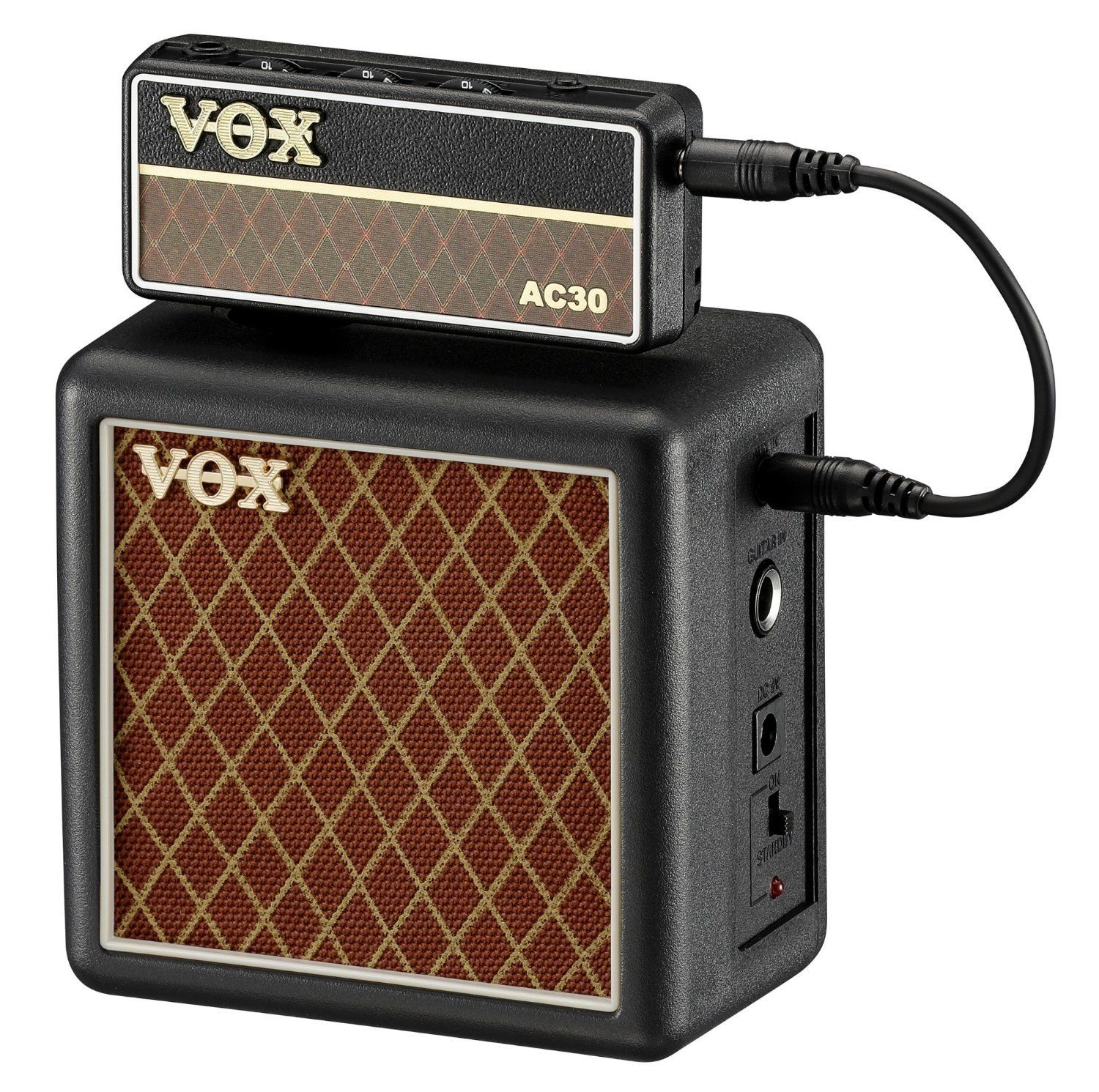 WITH TRACK VOX Mini Stuck Amplifier For Guitar amPlug2 Cabinet AP2-CAB Japan
