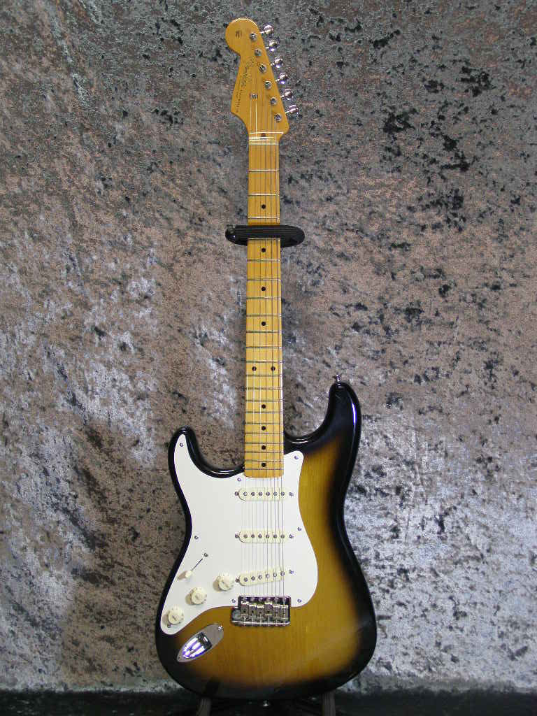 2007 Fender 57 Vintage Stratocaster Lefty Electric Guitar Free Shipping