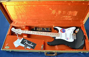"* * 2015 Fender Eric Clapton ""BLACKIE"" Stratocaster U.S.A. – IMMACOLATA !!! * *"