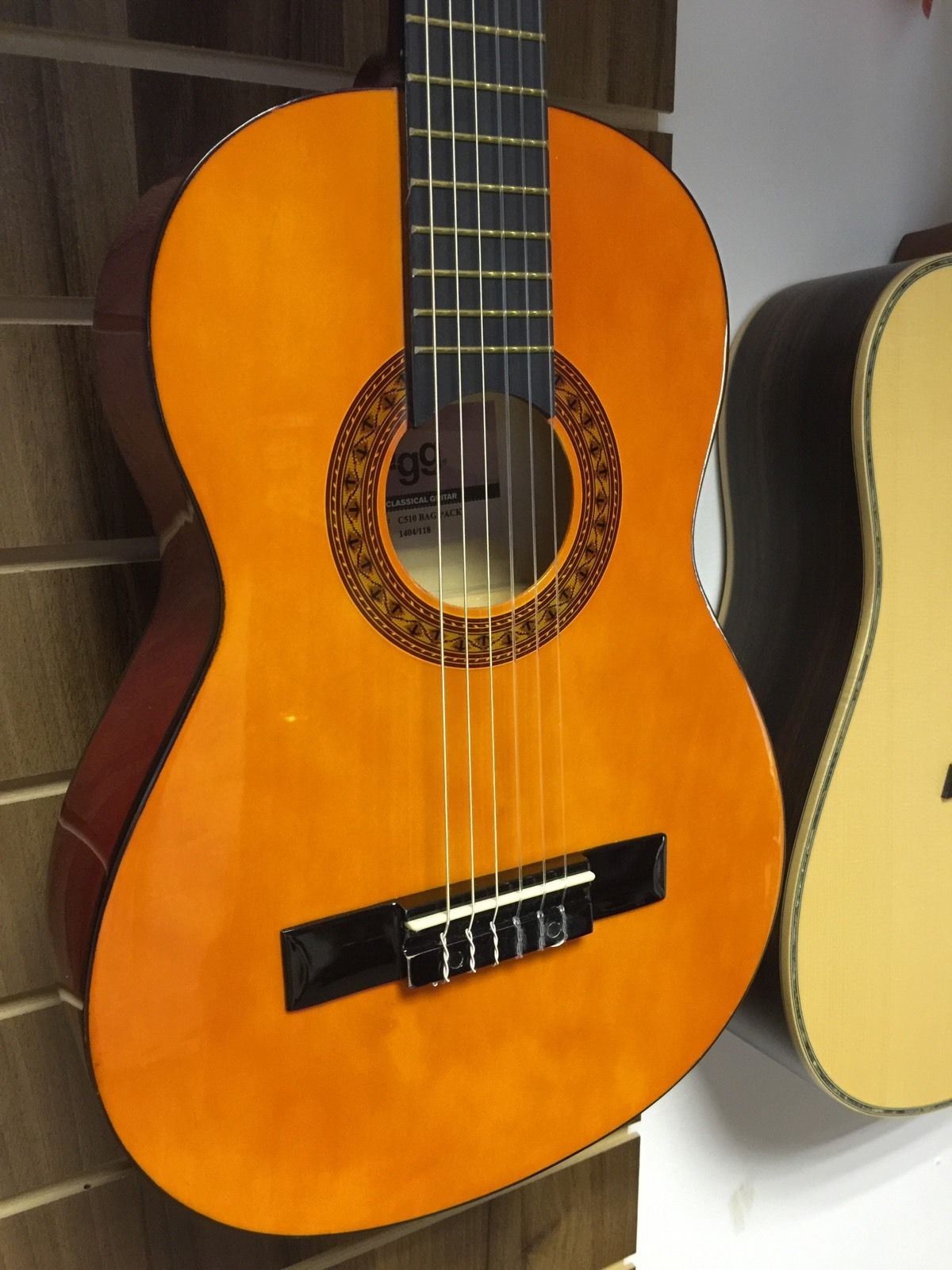 –NEW–Stagg C510 1/2 Size Classical Guitar Package — FREE P&P UK..