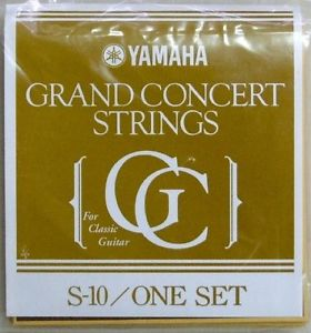 YAMAHA S10 Grand concert Classical Guitar Strings set from japan free shipping