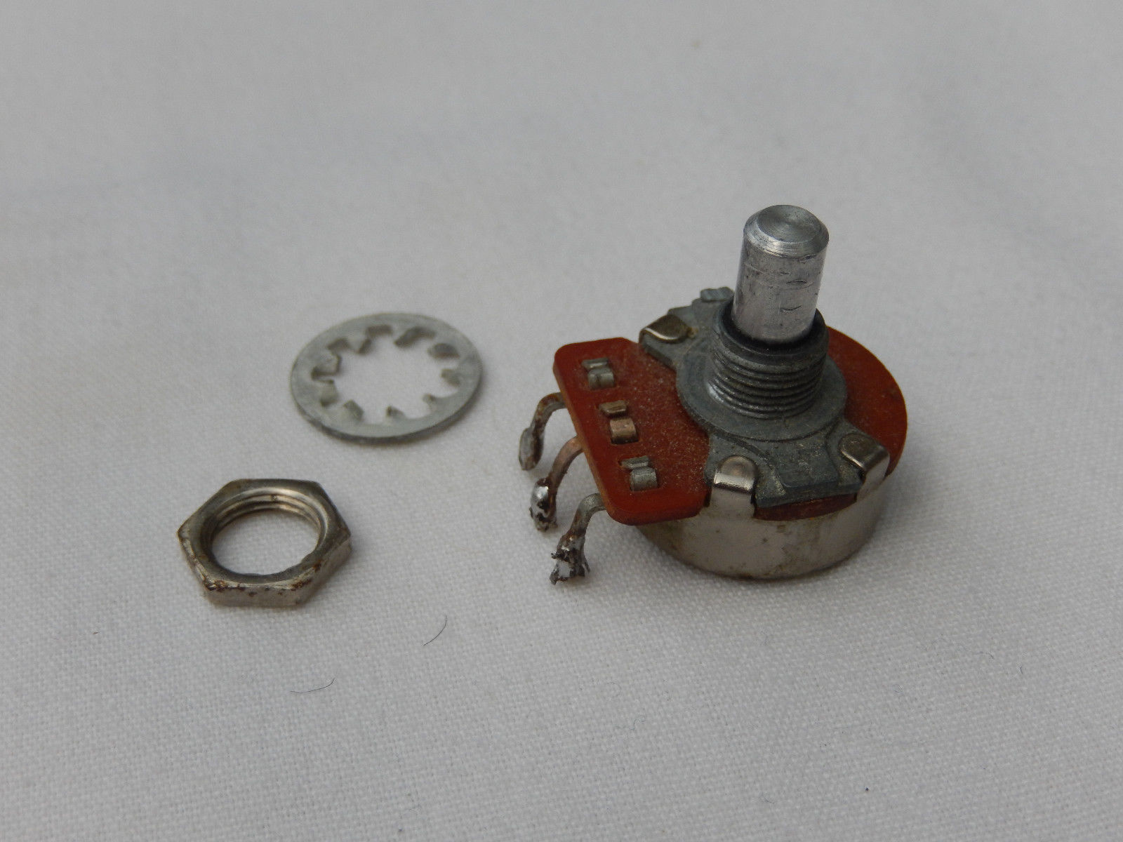 1977 Fender Telecaster – CTS 250k Potentiometer – pot – w/ Washer and Nut!
