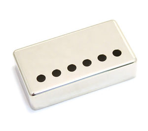 (1) Seymour Duncan Nickel SH Series Humbucker Classic Pickup Cover 11800-20-Nc