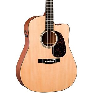 Martin Performing Artist Series DCPA4 cutaway Dreadnought A/E Guitar Natural MC