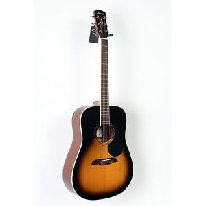 Alvarez Artist Series AD60 Dreadnought Acoustic Guitar Sunburst 888365604527