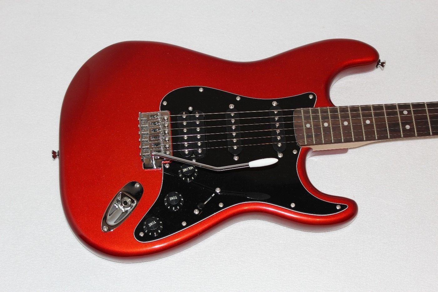 Fender Squier Affinity Stratocaster HSS Red Electric Guitar