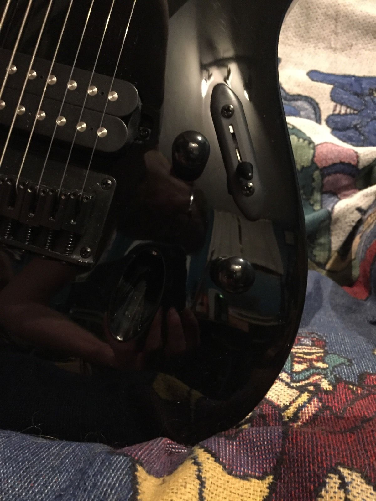 IBANEZ S8 – 8 string guitar – NEW