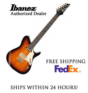 **IBANEZ FR365 ELECTRIC GUITAR IN SUNBURST, FULL SET-UP AND FREE SHIPPING**