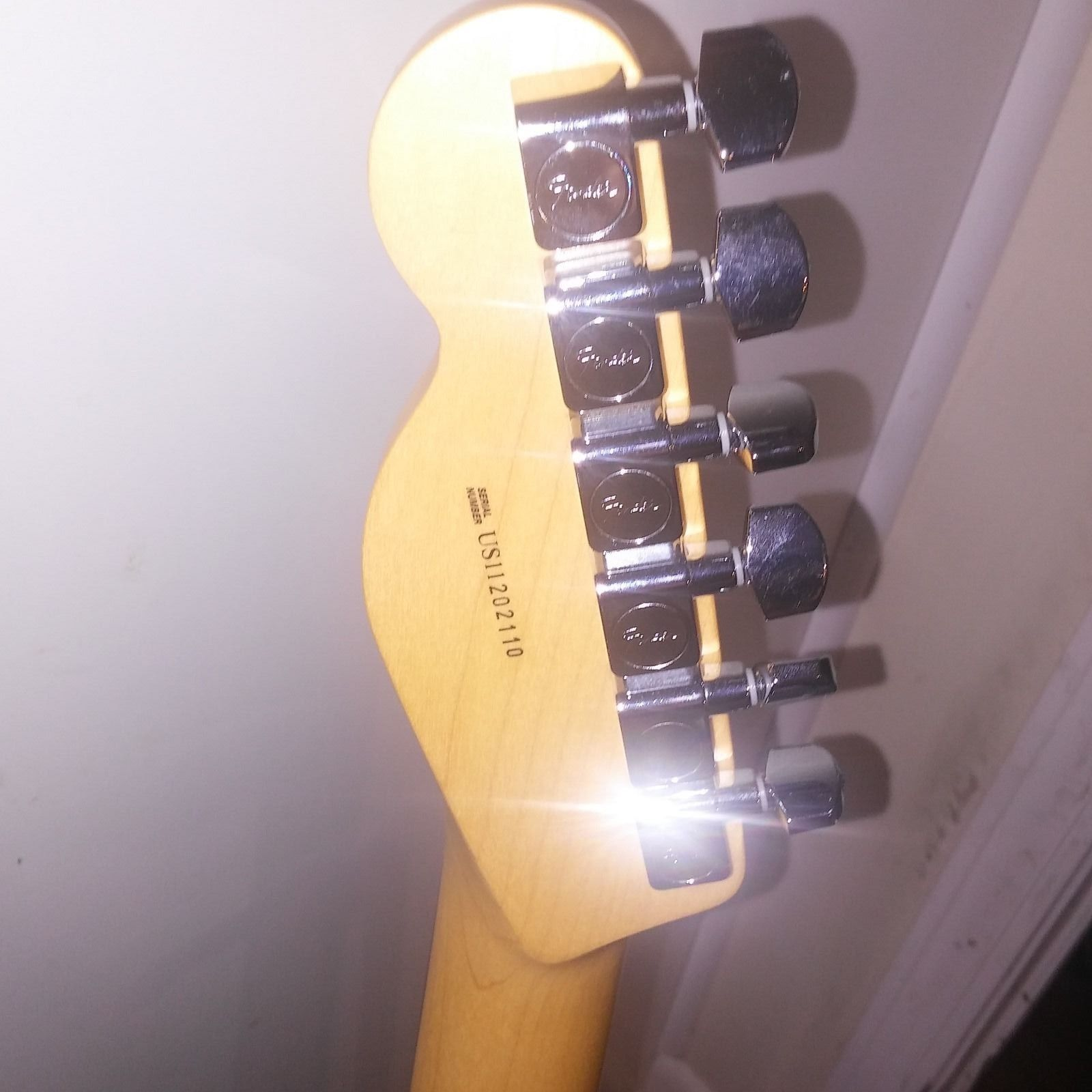 2011 fender usa american telecaster used electric guitar right h 6 string case guitar of china. Black Bedroom Furniture Sets. Home Design Ideas