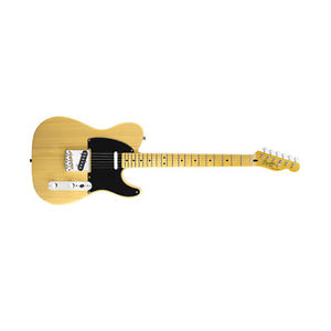 Fender Squier Classic Vibe Telecaster 50's Guitar Butterscotch Blonde DEMO