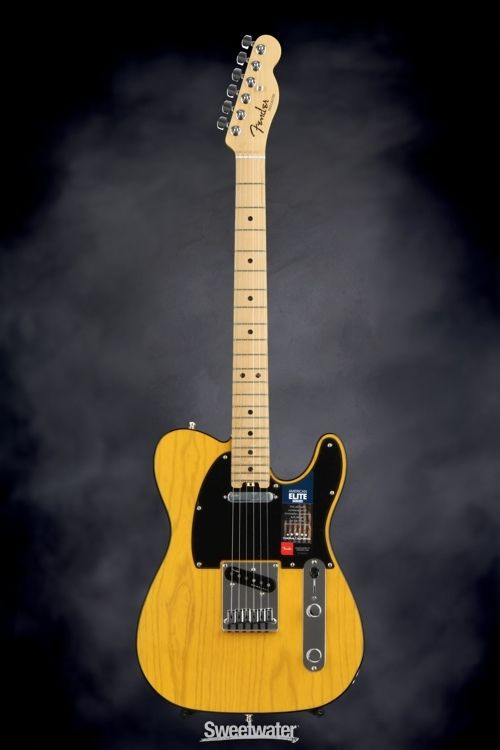 Fender American Elite Telecas (Guitar #US16057020)