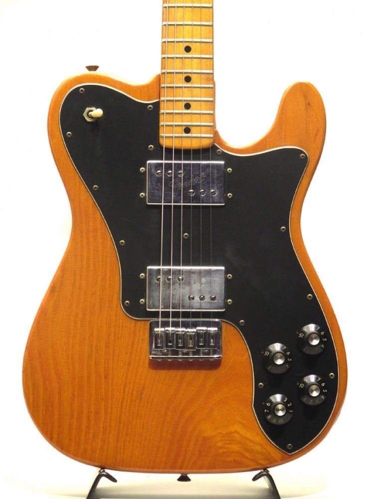 Fender Telecaster Deluxe 1973 Vintage Guitar Free Shipping EMS