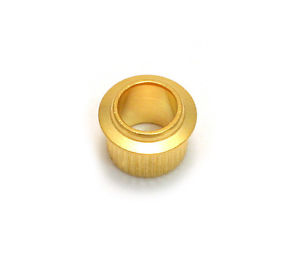 002-7703-000 Genuine Fender Press-in USA Vintage Guitar Gold Tuner Bushing