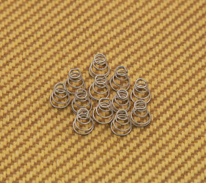(12) Genuine Fender Elevator Guitar Pickup Springs #P 70 001-9240-049
