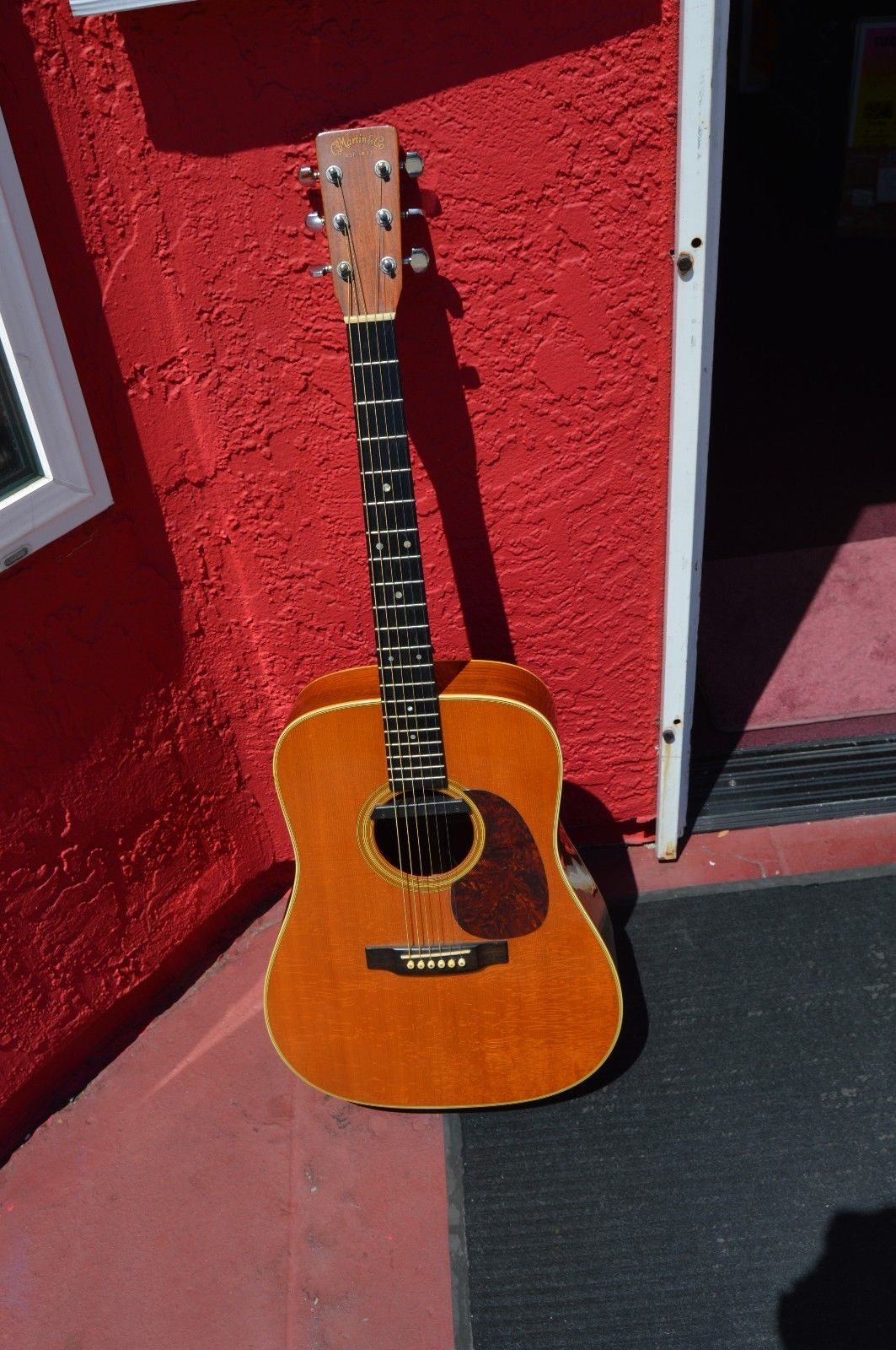Martin Standard D-28P Acoustic Guitar with Case