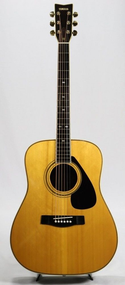 YAMAHA L-6 1979 Made in JAPAN Used Acoustic Guitar Hard Case free shipping EMS