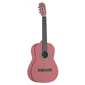 Stagg C505 1/4 Size Classical Guitar – Pink