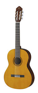 Yamaha CS40II 3/4 Sized Nylon String Classical Acoustic Guitar – Brand New!