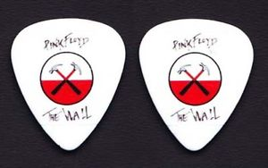 pink floyd roger waters the wall promo guitar pick guitar of china. Black Bedroom Furniture Sets. Home Design Ideas