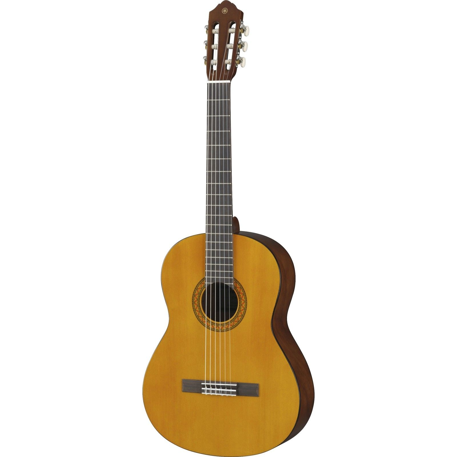Yamaha C40II Full-sized Spruce Classical Acoustic Guitar