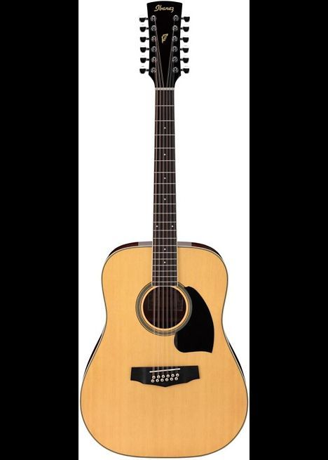 BRAND NEW Ibanez Performance Series PF1512 Dreadnought 12-String Acoustic Guitar