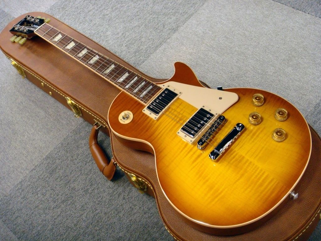 Free Shipping New Gibson Les Paul Traditional Premium Finish Honey Burst 2016 T