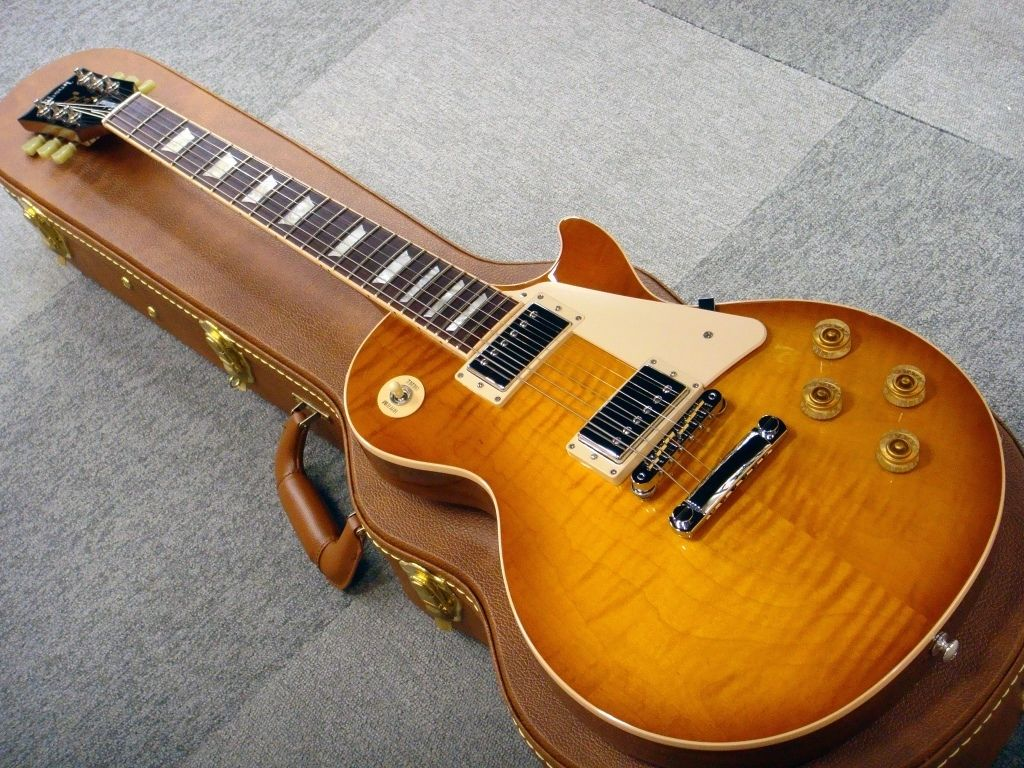 Free Shipping New Gibson Les Paul 2016 T Honey Burst Traditional Premium Finish