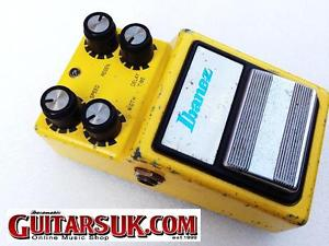 1981 Japanese Ibanez FL-9 Flanger Vintage Guitar FX Pedal – Used Black Label
