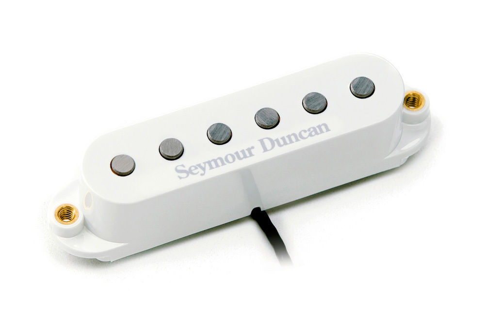 Seymour Duncan LW-CS2 LiveWire Classic II for Strat Active Pickup Set – white