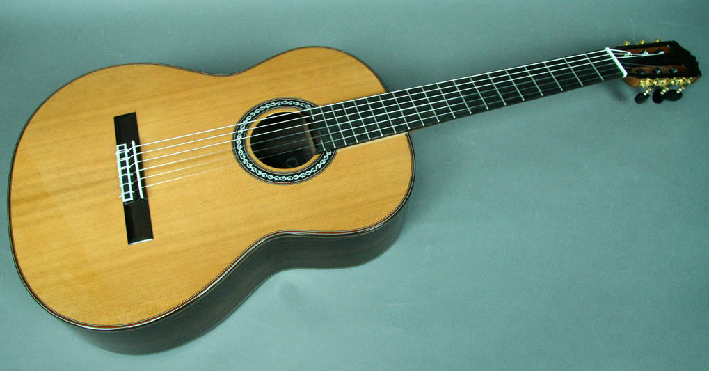 Cordoba C10 Luthier Series Classical Guitar Natrual Finish w/OHSC