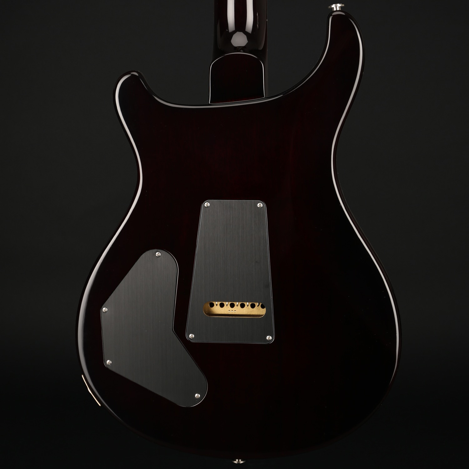 PRS DGT Gold Top with Moons #229394