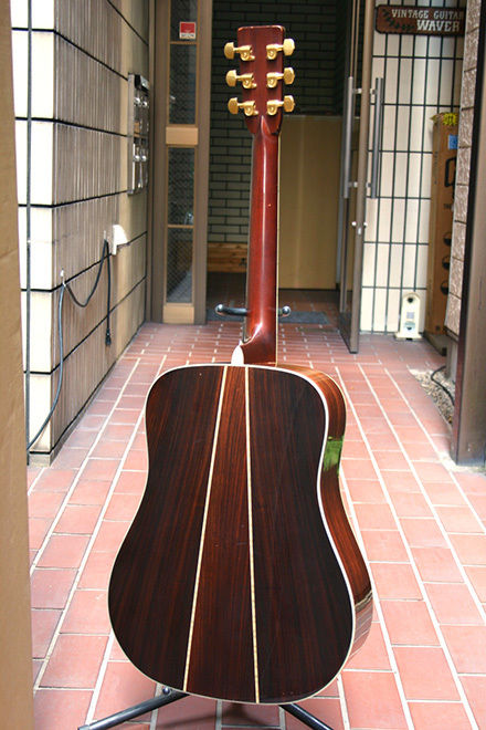 【Vintage】S.Yairi YD-305 Made in 1976 With Pickup FREESHIPPING from JAPAN