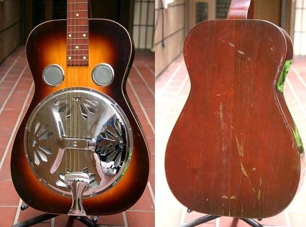【Vintage】Dobro 60D-S Made in 1979 FREESHIPPING from JAPAN