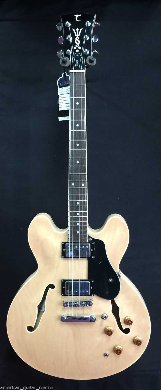Tanglewood TSB59 Semi Acoustic Electric Guitar