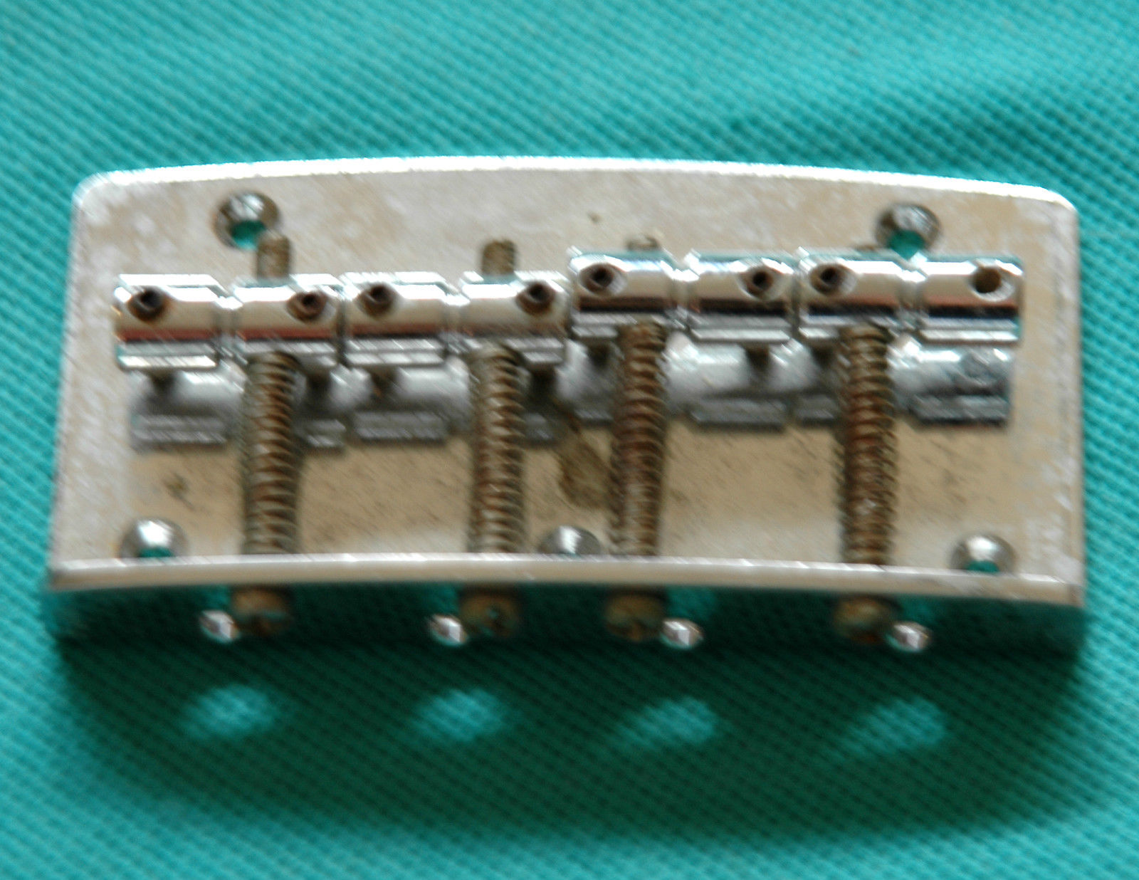 !989 Peavey Foundation Bass Guitar Original Bridge Made in USA